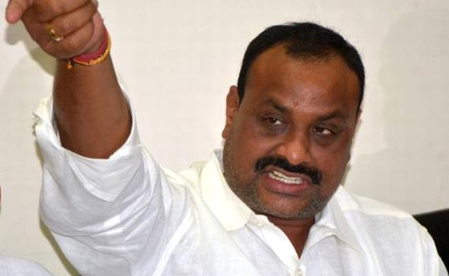Atchen Naidu arrested in ESI scam!