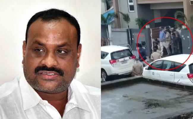 Atchen Naidu Has No Supporters Even In His Street?