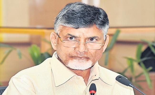 Naidu Volunteers To Advise AP Govt