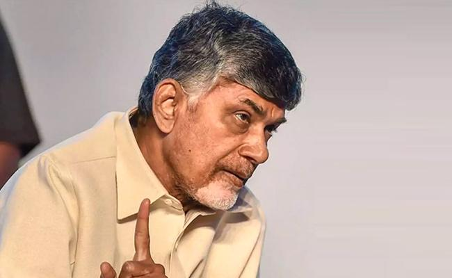 Naidu's Double Game On Local Polls