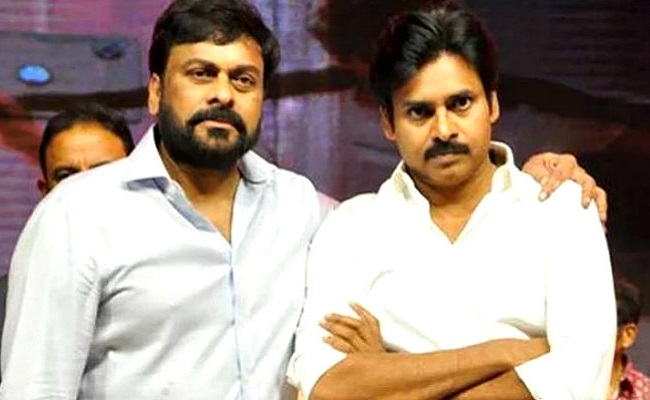 Pawan comments on Chiranjeevi's Twitter post