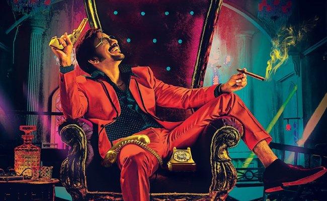 Disco Raja Review: Replay Raja