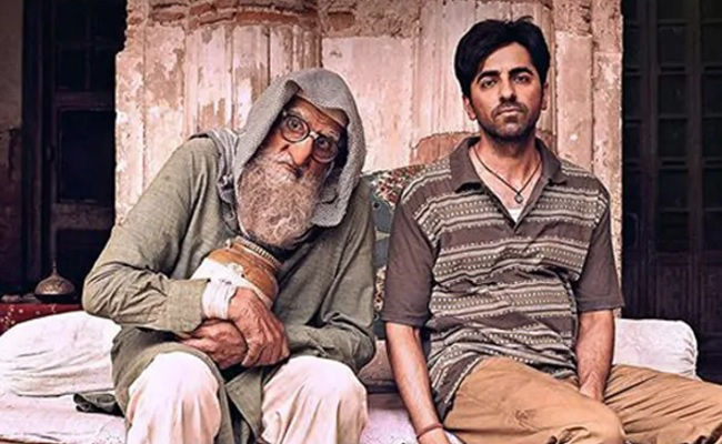 'Gulabo Sitabo' Movie Review: A Moral Tale!