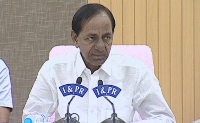 KCR not to relax lockdown after April 20?