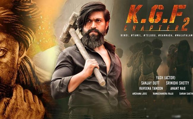 KGF 2's Asking Price Scaring Off Telugu Producers