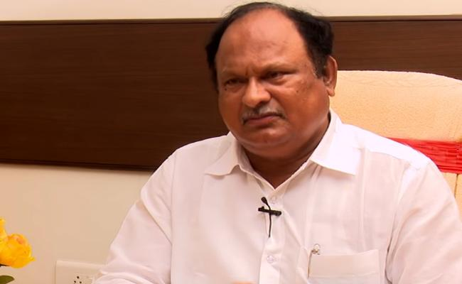 Karanam Balaram to call it quits to TDP?