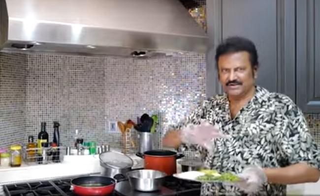Mohan Babu Takes Up Reddy's Challenge