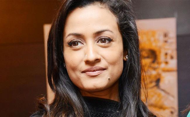 Namrata Shirodkar Shares 'Conjuring In The House'
