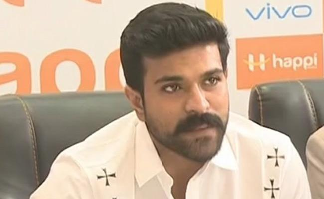 Ram Charan's Scenes And Dialogues Changed