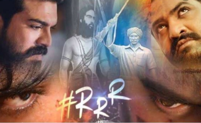 #RRR Shoot Cannot Be Halted, Rajamouli Finding Ways!