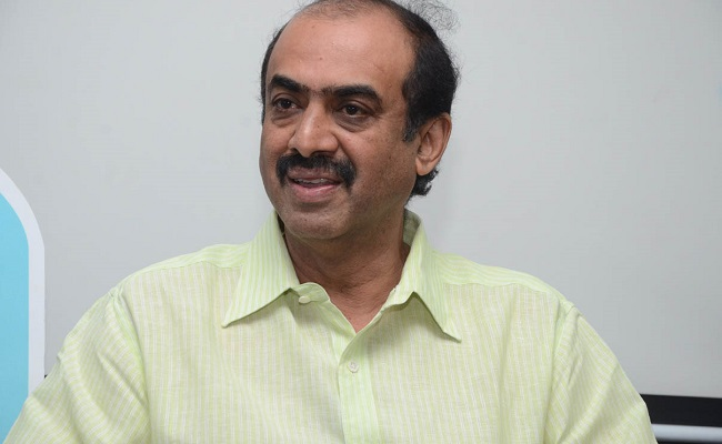 Suresh Babu: OTT Release is Not an Alternative