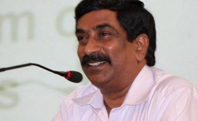 Andhra Jyothy RK's Mundu Nuyyi Venuka Goyyi