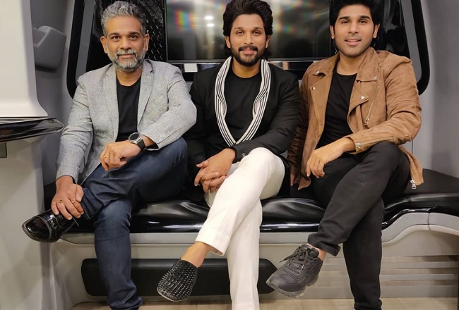 Blessing to have brothers like Allu Arjun, Allu Bobby