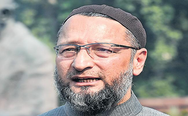 This is insult to Hyderabad, Aurangabad: Owaisi