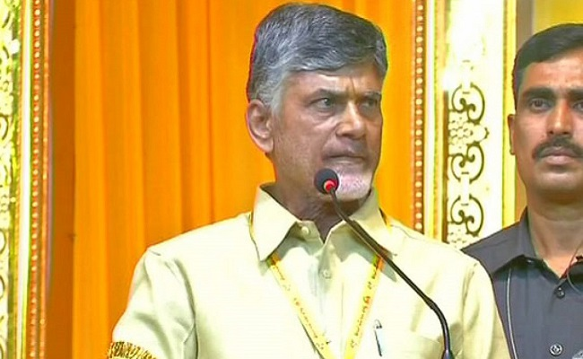 Rebel MLAs Blackmailing CBN Before Mahanadu?