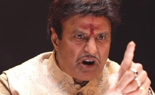 Reel Buzz: Balayya's 'Bharinchaleni Bandaboothu'!