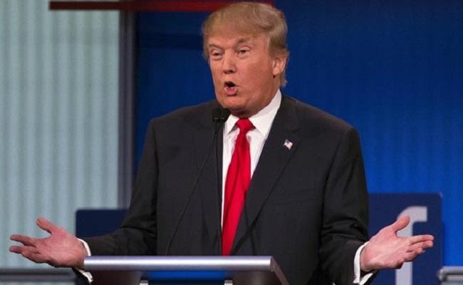 Trump: US To 'Temporarily Suspend' Immigration
