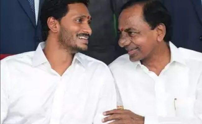 Jagan Can Pay Full Salaries, Why Can't KCR?