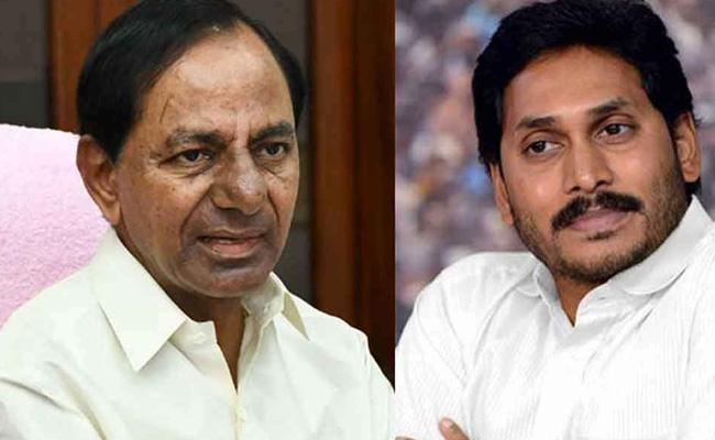 Krishna water row ends KCR-Jagan friendship?