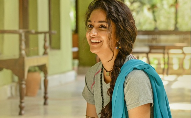 Will Mahesh Give A Break To Her?
