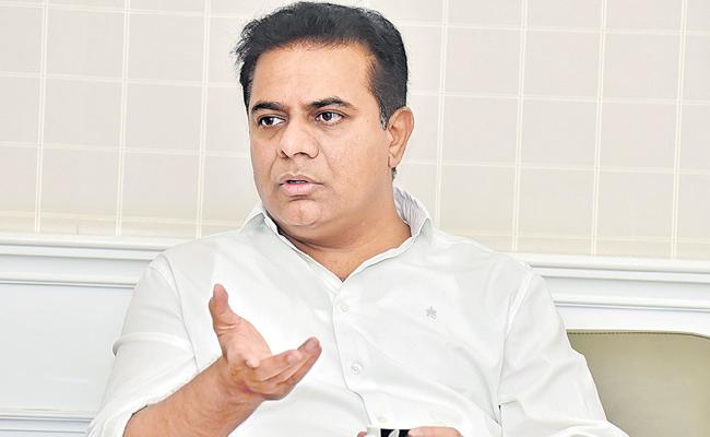I Am Perfectly Well, Says KTR