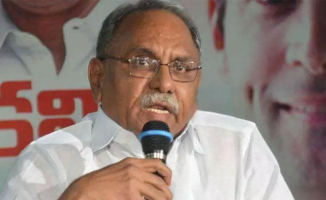 KVP asks Jagan to talk tough with Centre