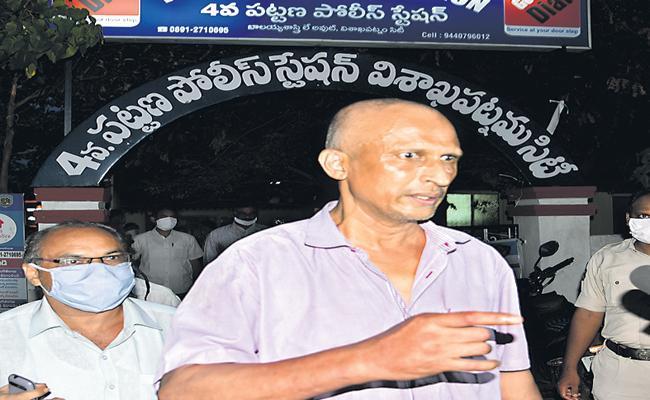 Who Admitted Sudhakar In Mental Hospital?