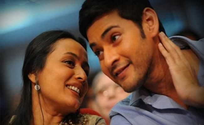 Namrata Plans Back-to-Back Mega Projects for Hubby!