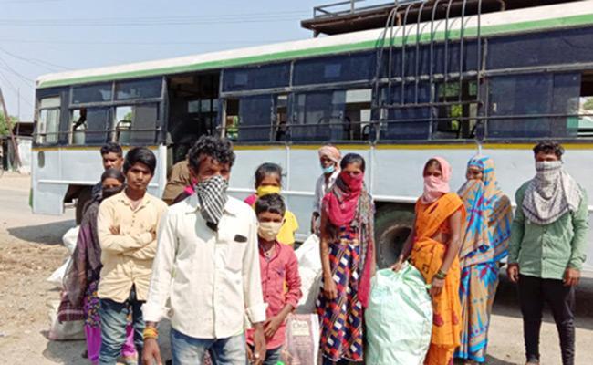 Jagan Too Generous Towards Migrant Workers!