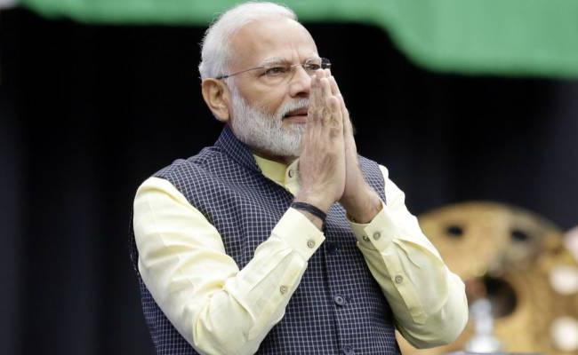 Congress Shocks At Modi's Horoscope