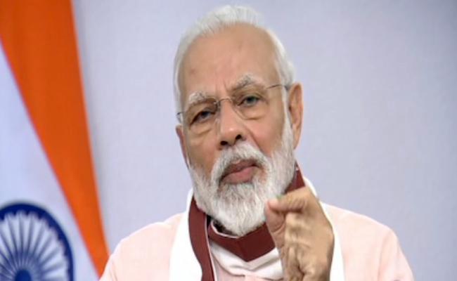 PM Modi announces Rs 20 lakh crore stimulus for 2020