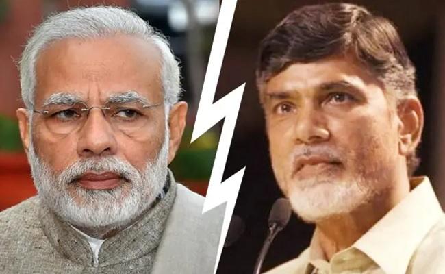 Why Modi Did Not Dial Chandrababu?