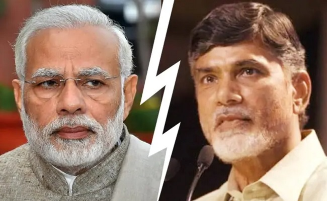 Why Didn't Centre Permit Naidu To Visit Vizag?