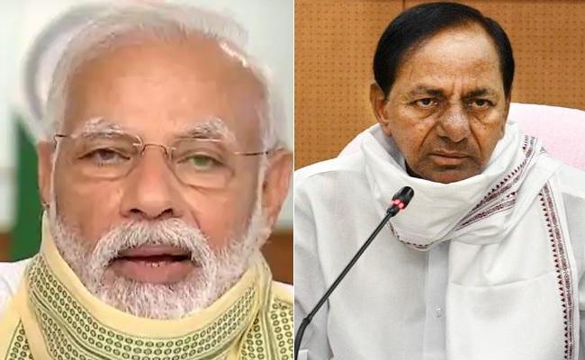 When KCR Imitates Narendra Modi!