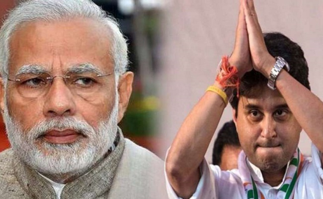 Scindia all set to join BJP as meeting with PM ends