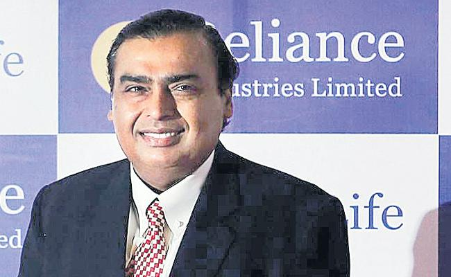 'Mukesh's wealth falls 28%, not among top 10 richest'
