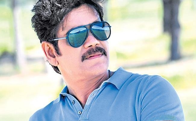 Nagarjuna Planning To Take On #RRR With #SCN2?