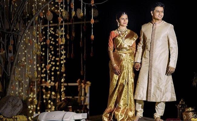 Nikhil shares his wedding video, seeks blessings