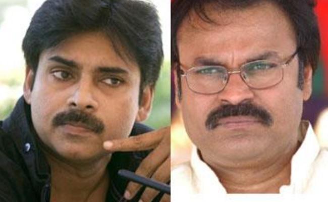 Pawan, Naga Babu Differ On Atchen Arrest!