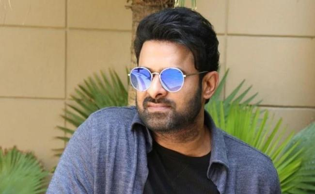 Prabhas On A Whole New Level Above Superstars?