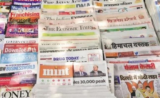 Print media getting ready for lockdown?