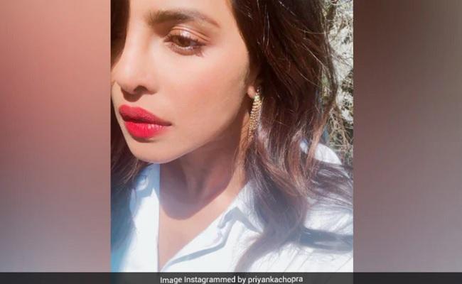 Priyanka Is Busy Soaking Up The Sun In California