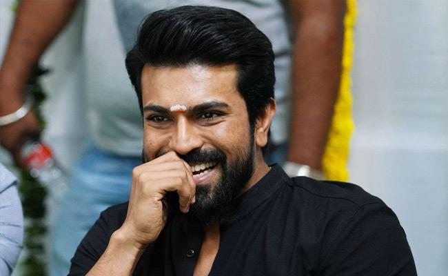 Cub Follows The Lion - Charan's Re-entry into Twitter