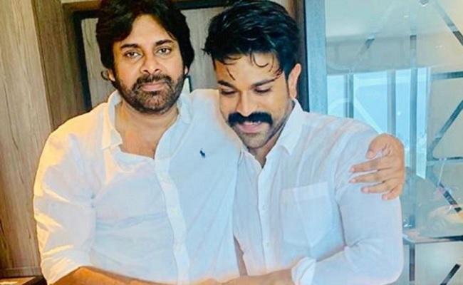Pawan Kalyan's Rs 2 Cr Inspires Ram Charan!
