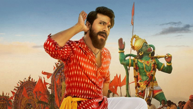 'Rangasthalam' Review: Charan Steals The Show