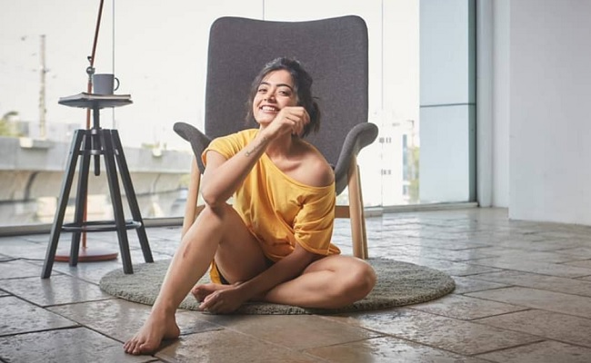 Rashmika: My Bedroom is Private Place