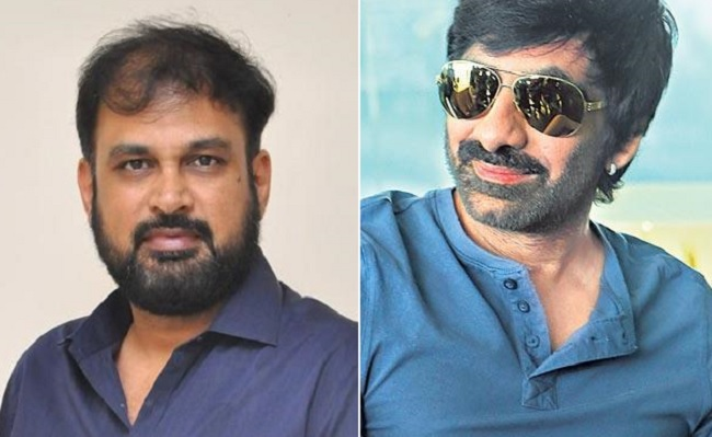 Ravi Teja Signs Yet Another Interesting Project