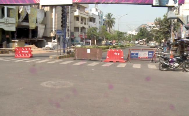 Jagan residence not in Red Zone!