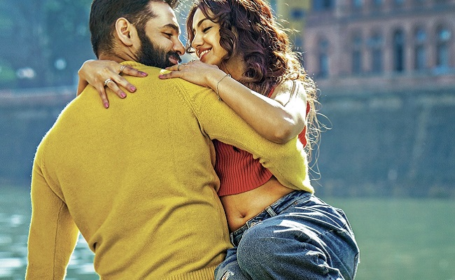 Ram's 'Bench' step to stand highlight in 'Red' item song