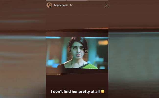 Pooja's Post About Samantha - Real or Hacker's?